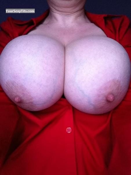 Very big Tits Of My Wife Selfie by Sexylady